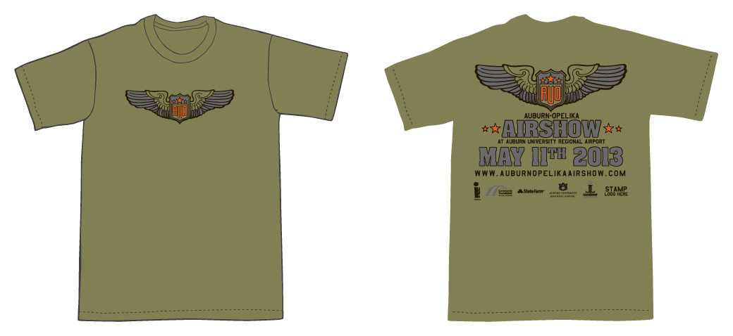 air show t shirt pilots